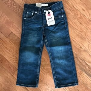 Levi's Toddler Jeans Size 3T NWT